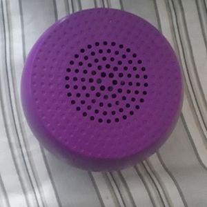 Polaroid purple tiny speaker